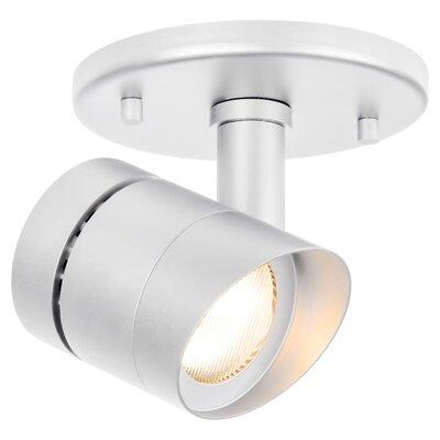 Vickery 1-Light LED Directional & Spotlight Fixture Finish: White
