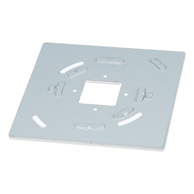 Outlet Box Cover for 1-Circuit Track