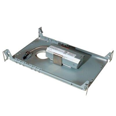 Mini Tria Plaster Frame Round Recessed Housing