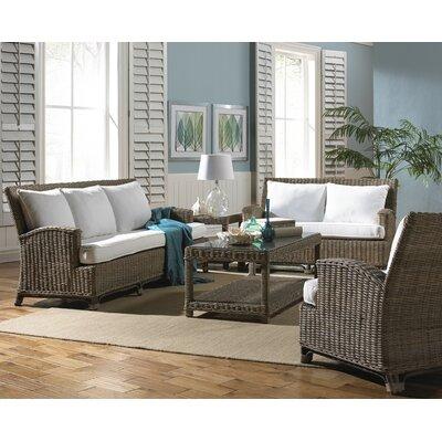 Panama Jack Sunroom Exuma 5 Piece Living Room Set - Color: Skyfall Navy