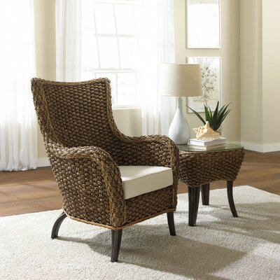 Sanibel 2 Piece Wingback Chair Set
