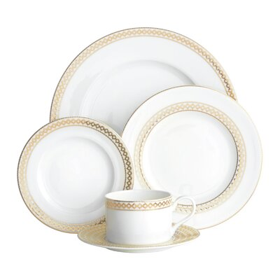 Chantilly 5 Piece Place Setting