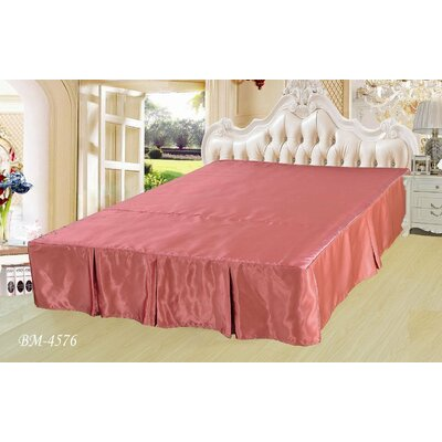 Satin Bed Skirt