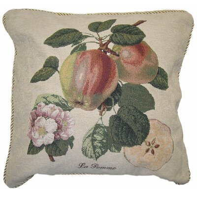 Splendor of Apple Cotton Cushion Cover