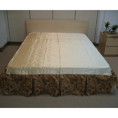 Beige Runway 200 Thread Count Bed Skirt