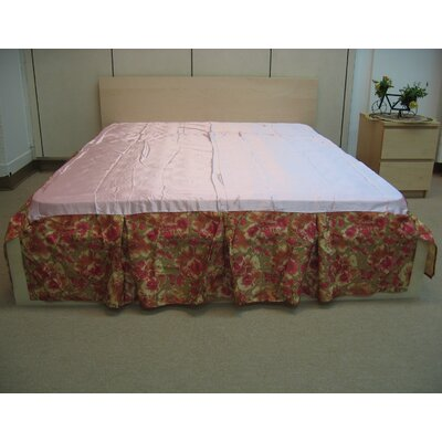 Sunset Rubies 200 Thread Count Bed Skirt