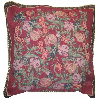 Field of Roses Cotton Cushion Cover