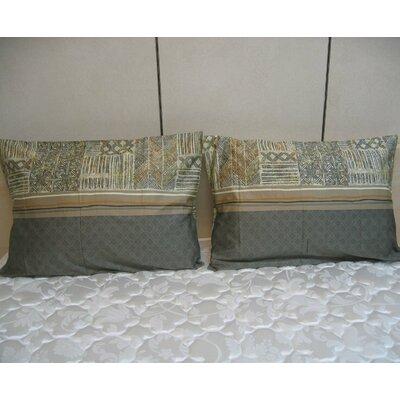 Checkered Cotton Pillow Cover