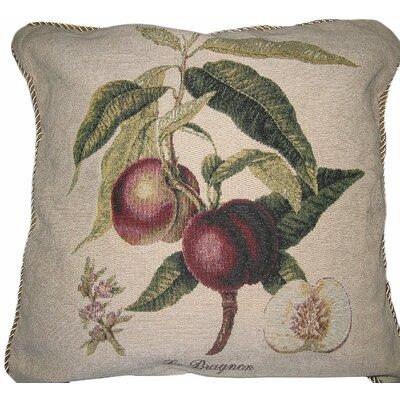 Nectarine Cotton Cushion Cover