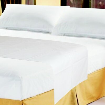 200 Thread Count Cotton Sheet Set Size: Queen