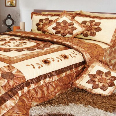 Sunflower Quilt Set Size: Twin