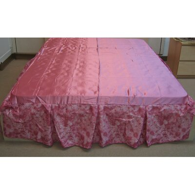 Girly Girl Bed Skirt Size: King
