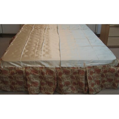 King Midas Bed Skirt Size: Queen