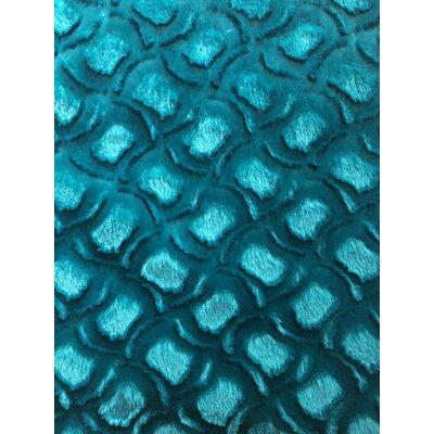 Reversible Fleece Throw Blanket Size: Full