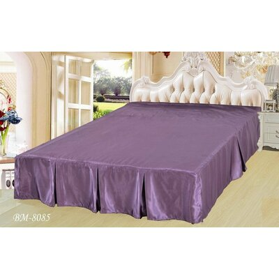 Quinceanera Satin Bed Skirt