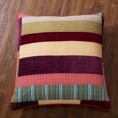 Ghent Bedding Classical Desert Sands Cotton Real Patchwork Quilted Euro Pillow