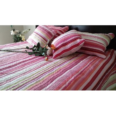 Austinburg Reversible Quilt Set Size: Queen