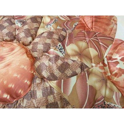 Allensville Floral Quilt Set Size: Queen