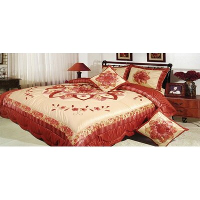 Allentown Comforter Set Size: Queen
