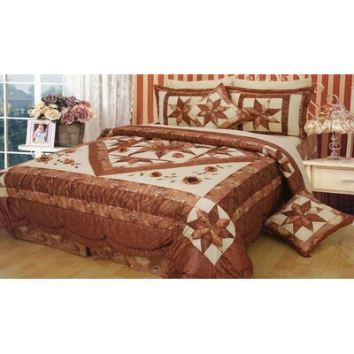 Coulonge Comforter set Size: Twin