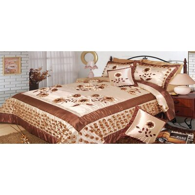 Lablanc 5 Piece King Comforter Set