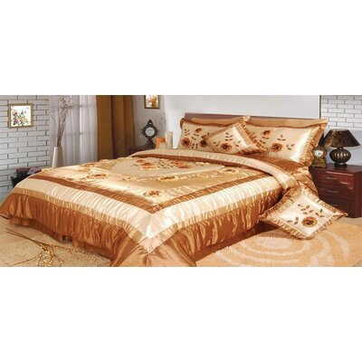 Ladue 5 Piece Comforter Set Size: King