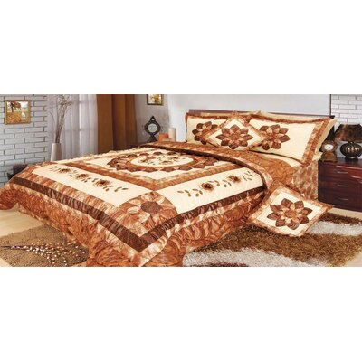 Manigault 3 Piece Twin Comforter Set