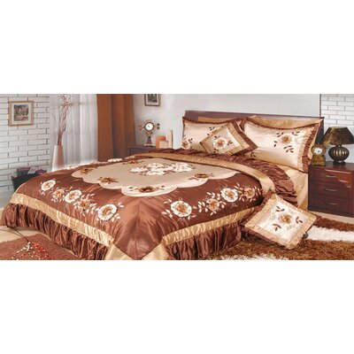 Allenville 5 Piece King Comforter Set
