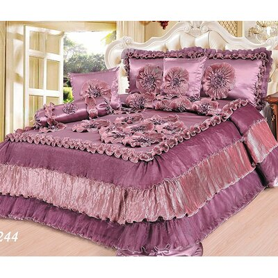 Bradneys 6 Piece Comforter Set