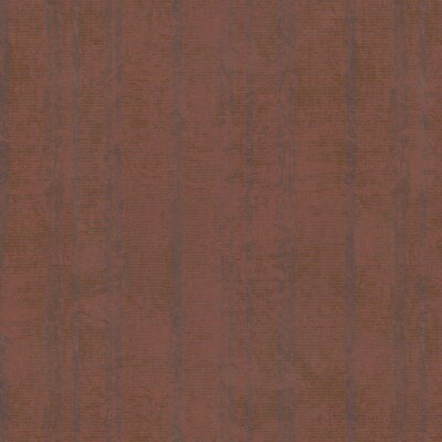 "Walls Republic Rustic 32.97' x 20.8"" Ribbed and Striped Wallpaper R3973"