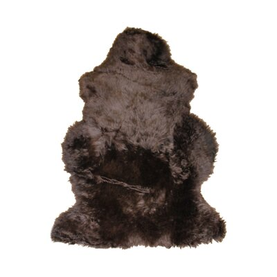 Large Sheepskin Rugs Rug Size: 2 x 3