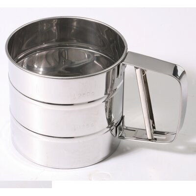 3 Cup Stainless Steel Flour Sifter 40013