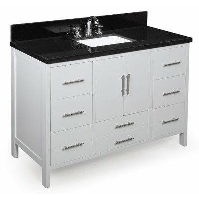 California 48 Single Bathroom Vanity Set
