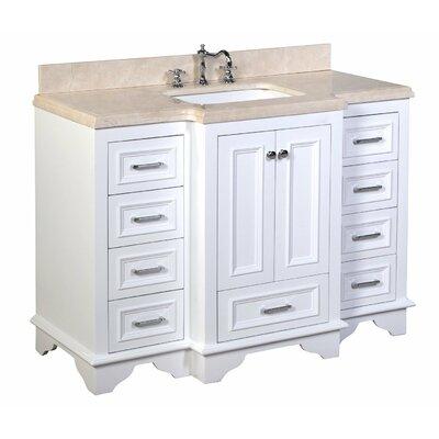Nantucket 48 Single Bathroom Vanity Set