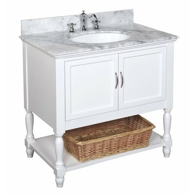 Beverly 36 Single Bathroom Vanity Set