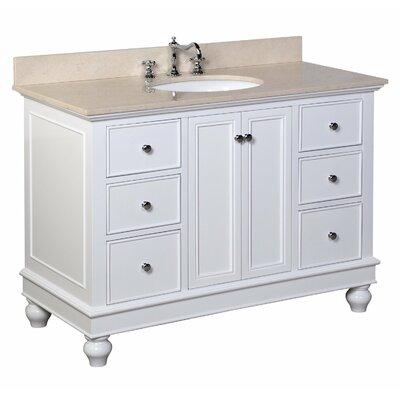 Bella 48 Single Bathroom Vanity Set