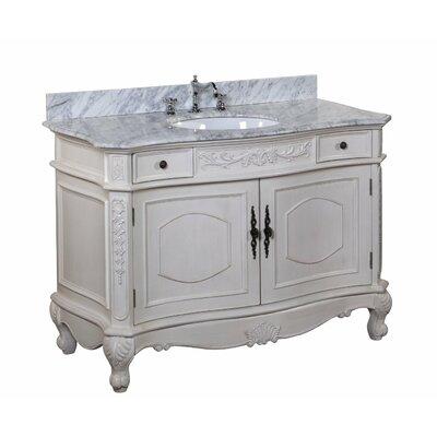 Versailles 48 Single Bathroom Vanity Set