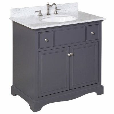 Emily 36 Single Sink Bathroom Vanity Set