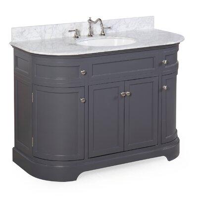 Montage 48 Single Bathroom Vanity Set