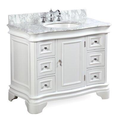 Katherine 42 Single Bathroom Vanity Set