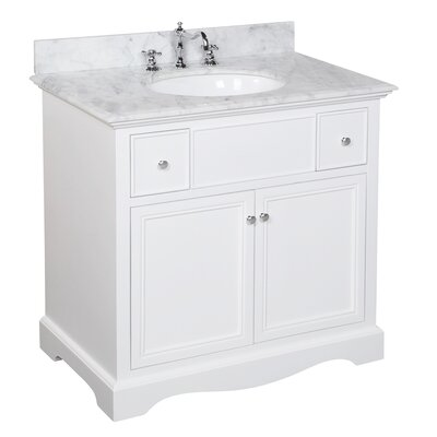 Emily 36 Single Bathroom Vanity Set