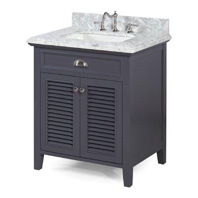 Savannah 30 Single Bathroom Vanity Set