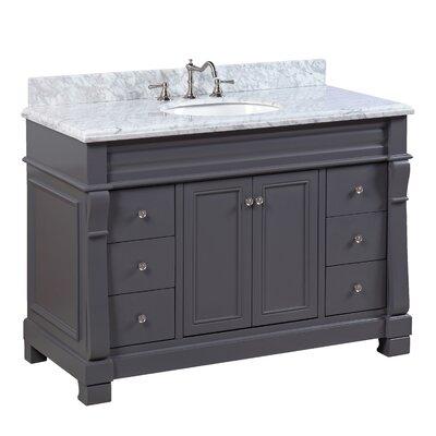 Westminster 48 Single Bathroom Vanity Set