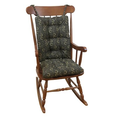 Horseshoe Rocking Chair Cushion