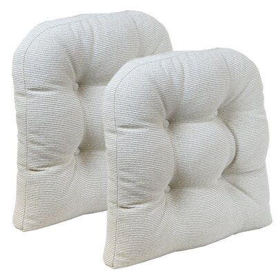 Saturn Chair Cushion Color: Natural