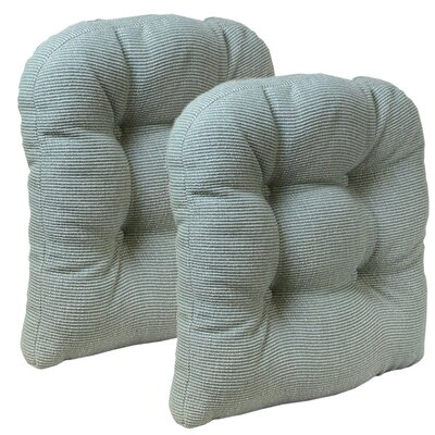 Saturn Chair Cushion Color: Celadon
