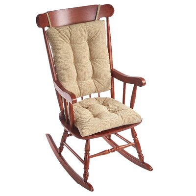 Outwest Gripper Universal Rocking Chair Cushion
