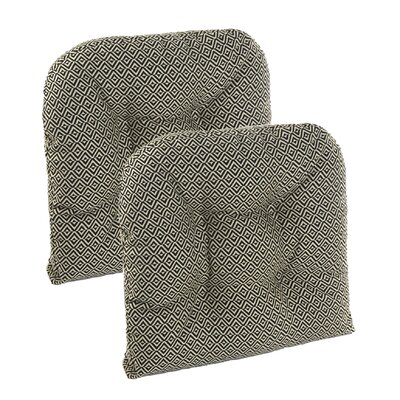 Pompeii Universal Dining Chair Cushion