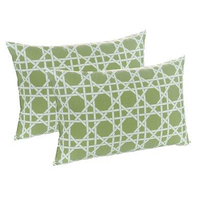 Kane Palm Indoor/Outdoor Lumbar Pillow