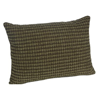 Ottino Lumbar Pillow Color: Herb